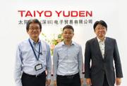 Certificate of Taiyo Yuden