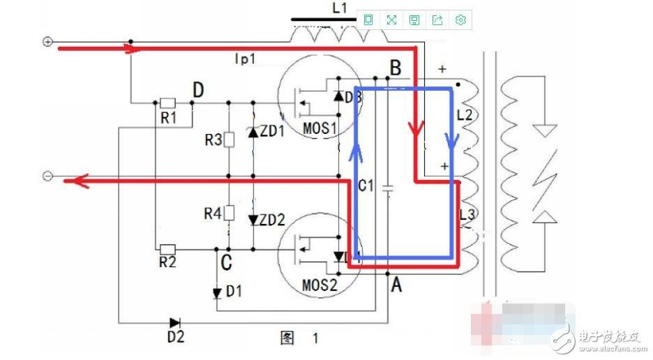 如何自制最简单zvs升压电路图?其操作步骤解析 - 电子