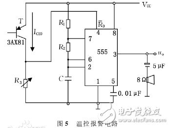 多谐振荡器电路图大全(温控报警/555/自激振荡电路/压控ttl对称多谐