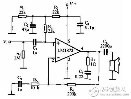 最简单的12v功放电路图(四种功放电路图详解) - 调功电路图