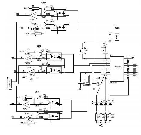 小功率三极管管脚自动判断电路设计方案-电子技术方案