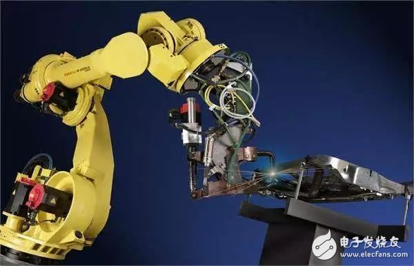 机器人控制系统的基本单元与机器人控制系统的特点分析