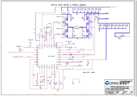 图24.cy4532 evk电源板电路图(4)